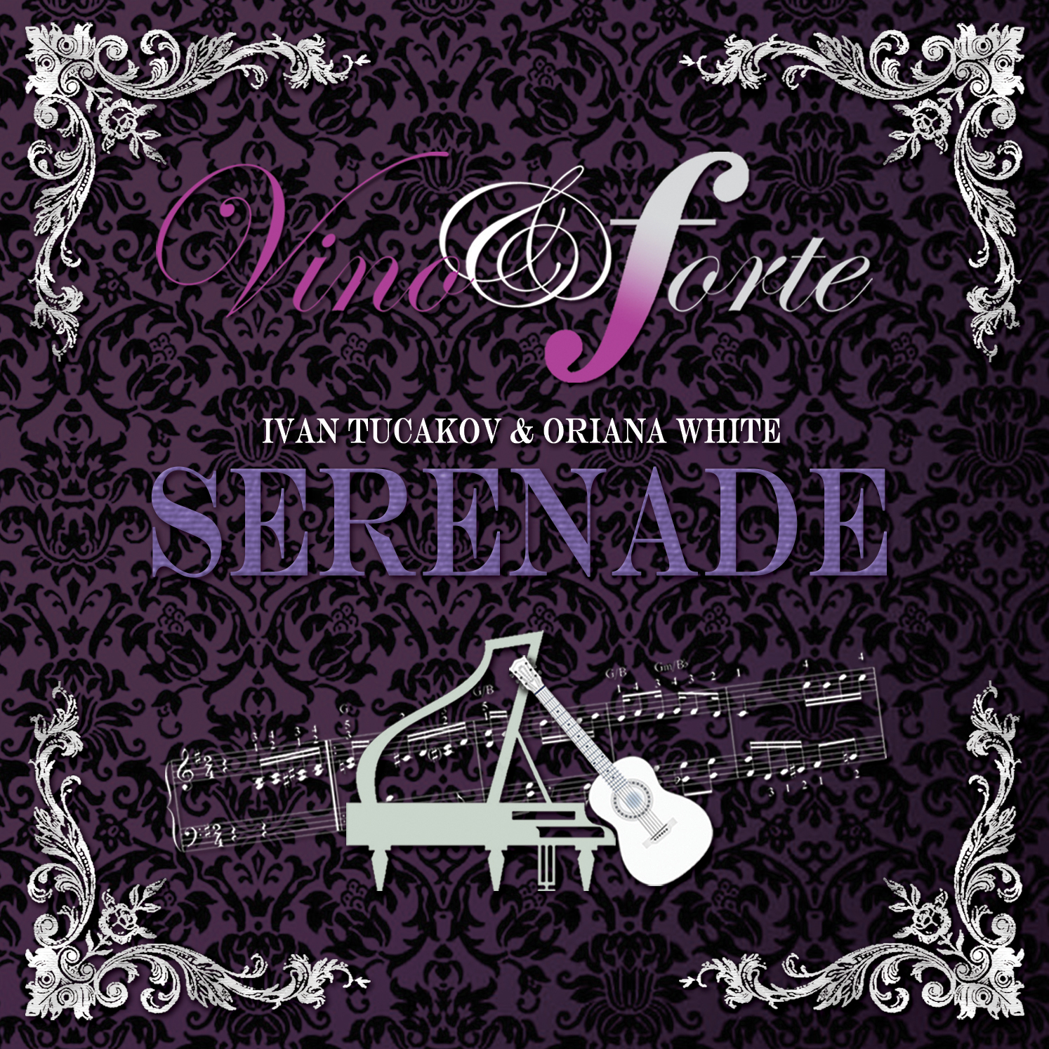 Vino & Forte - Serenade - Album Cover